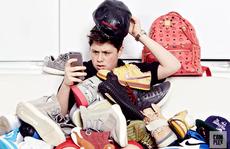 Mới 16 tuổi đã kiếm được hơn 22 tỉ đồng nhờ bán sneaker quý hiếm