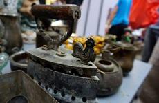 Chợ ve chai nghìn đô giữa lòng Sài Gòn
