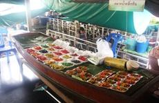 Đi chợ nổi Taling Chan ở Bangkok