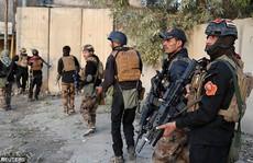 Thủ lĩnh tối cao IS 'thừa nhận thất bại' tại Iraq