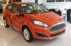 Ford Việt Nam hạ giá xe ôtô EcoSport, Fiesta và Focus