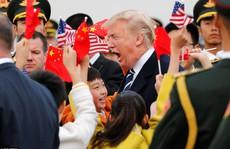 Trung Quốc đón chào Tổng thống Donald Trump