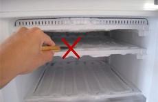 Những thứ có thể phát nổ nếu để trong ngăn đá tủ lạnh