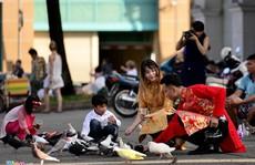 Toàn cảnh Hà Nội, Sài Gòn chiều 30 Tết