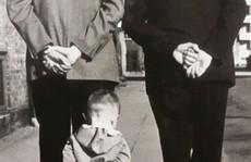 Những bức ảnh ngộ nghĩnh về gia đình nhiều thế hệ