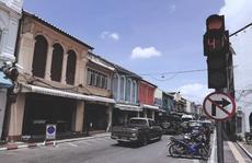 Khám phá phố cổ trăm năm ở Phuket