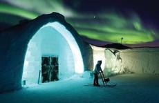 Thụy Điển mở cửa khách sạn xây từ băng tuyết