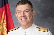 Phó tổng tư lệnh Úc thảo luận hợp tác an ninh hàng hải với Việt Nam