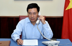 Phó thủ tướng điện đàm vụ hải quân Indonesia bắn tàu cá Việt Nam