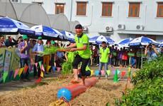 Bình Điền cùng nông dân vào hội