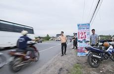 BĐS ven Sài Gòn lên 'cơn sốt': Đi đâu cũng gặp cò đất!