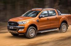 Ford Ranger đã chiếm 'ngôi vương' của Toyota Vios