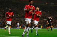 'Thần đồng' Rashford tỏa sáng, Man United đè bẹp Basel