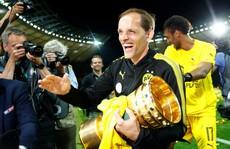 Giành cúp Đức, HLV Tuchel vẫn bị Dortmund sa thải