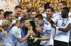'Xe tăng' Đức lên đỉnh ở Confed Cup