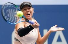 'Búp bê' Sharapova chia tay giải Mỹ mở rộng