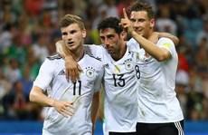 Đại tiệc bàn thắng ở Sochi, Đức vào chung kết Confed Cup