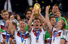 Bốc thăm World Cup 2018: Đức'sốc' khi rơi bảng nặng