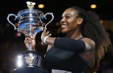 Xem Serena thắng chị ruột Venus, lập nhiều kỷ lục ở Úc mở rộng