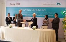 Dragon Capital và Loi Hein lập quỹ đầu tư 5 triệu USD vào Myanma