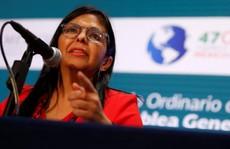 """Venezuela """"tuyên chiến"""" với các quốc gia châu Mỹ"""
