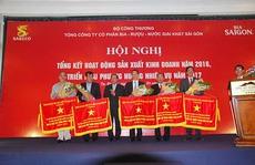Bia Sài Gòn vượt qua thách thức, khẳng định tầm cỡ thương hiệu