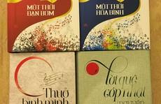 Nhạc sĩ Thụy Kha ra mắt 13 cuốn sách cùng lúc
