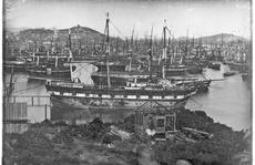 Hạm đội 'tàu ma' dưới lòng đất