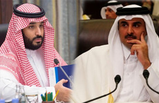 Qatar- Ả Rập Saudi: Điện đàm hòa giải nhưng lại 'thêm dầu vào lửa'