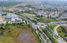 Khu Đông độc chiếm thị phần căn hộ, nhà đất Sài Gòn