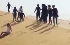 Ca sĩ xin lỗi vì 'clip' gợi nhớ cảnh IS hành quyết
