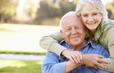 Tuổi già 'có đôi' ngăn chứng sa sút trí tuệ
