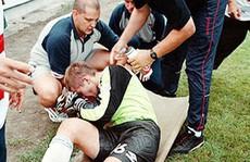 Những vụ va chạm khiến thủ môn chết trên sân