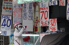 Đổi SIM 11 số về 10 số: giới đầu cơ lợi dụng 'thổi giá' SIM?
