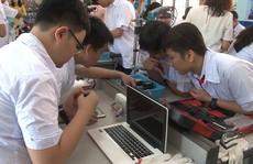 Tha hồ sáng tạo với phòng Steam Trường THCS Lê Quý Đôn, Q3