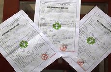 Phải có giấy chứng nhận sức khỏe