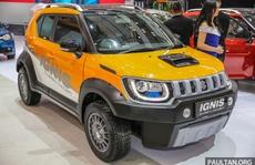 Suzuki giới thiệu mẫu xe giá rẻ chỉ từ 237 triệu đồng