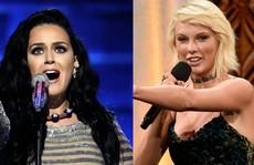 Katy Perry muốn kết thúc hận thù với Taylor Swift
