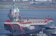 Giới trẻ Trung Quốc thích đặt tên 'tôm tít' cho tàu sân bay mới