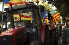 'Bom hẹn giờ' Catalonia