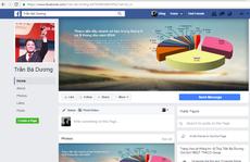 Chủ tịch ô tô Trường Hải bị mạo danh facebook