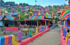 Indonesia: Khu ổ chuột lột xác thành điểm du lịch độc đáo