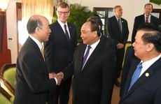 Thủ tướng: Khu vực tồn tại điểm nóng đe doạ môi trường hoà bình, an ninh