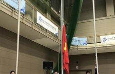 Cờ Việt Nam tung bay tại Á vận hội 2017