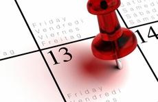 Vì sao thứ 6 ngày 13 lại là ngày xui xẻo?
