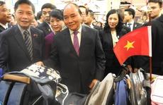 Hàng Việt tìm đường vào đất Thái
