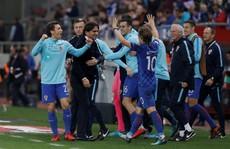 Canh bạc thành công của Croatia