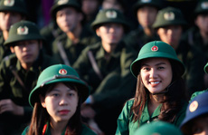 Thí sinh sơ tuyển trường công an không được sơ tuyển trường quân đội