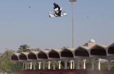 Trang bị hiện đại của cảnh sát Dubai