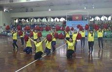 2.000 vận động viên dự hội thao 'Phụ nữ khỏe đẹp, năng động'